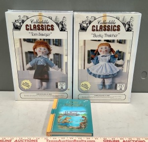 Tom Sawyer Craft Kits and Book