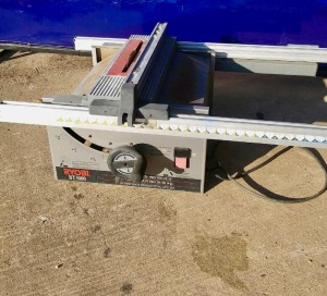 Ryobi BT3000 10in Table Saw