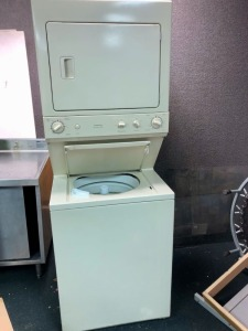 GE Washer Dryer Combo