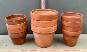 Terra Cotta Planter Pots