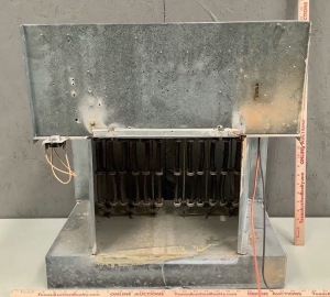 Electric HVAC Heating Unit