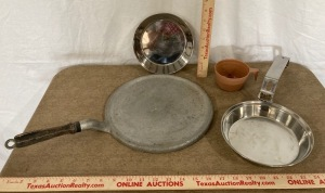 Stainless Campware and Camp Griddle
