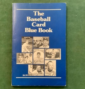 1980 Baseball Blue Book