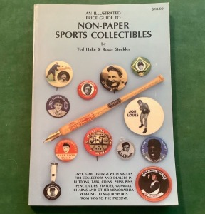 Price Guide to Non-Paper Sports Collectibles
