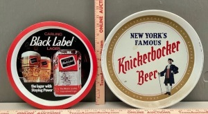 Beer Tin Serving Trays