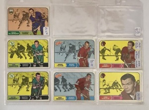 7- Hockey Player Cards