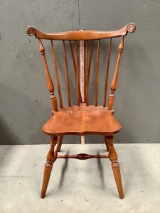 Maple Windsor Chair