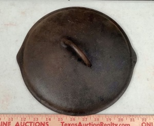 Cast Iron Lid