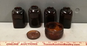 Brown Snuff Bottles