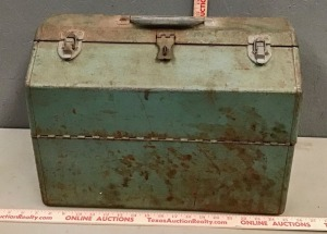 Simonsen Metal Tool Box