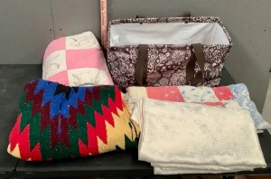 Quilts, Blanket and Table Cloth