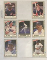 9- 1988 Fleer Star Stickers Baseball Player Cards