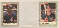 9- 1988 Fleer Star Stickers Baseball Player Cards - 4
