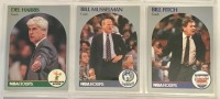 8 Hoops Basketball Player Cards c.1990-91 - 3