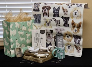 I LIKE BIG MUTTS AND I CANNOT LIE - Dog Lover's Gift Set