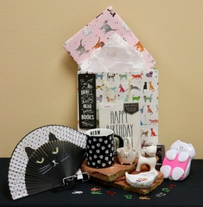 THE PURR-FECT GIFT - Crazy for Cats Gift Set