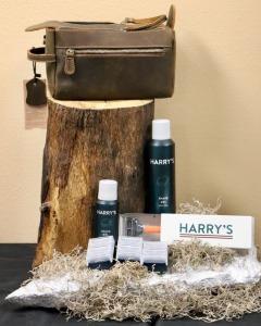 I MUSTACHE YOU A QUESTION BUT I'M SAVING IT FOR LATER - Harry's Men's Travel Kit