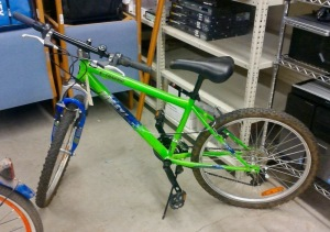 GREEN XTRAN 60 BIKE