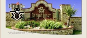 Round of Golf for 4 at Canyon West