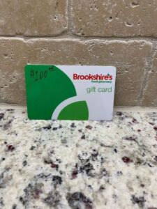 Brookshire's Gift Certificate