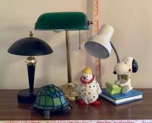 5 Decorative Table Lamps