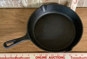 Mainstays 8in Cast Iron Skillet