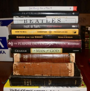 Bibles and Christian Related Books