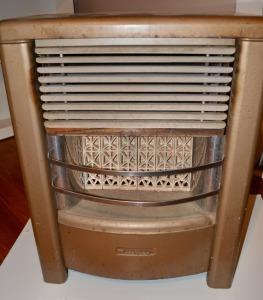 Dearborn Natural Gas Heater - 6 Radiant