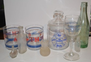 Antique and Vintage Glass Items