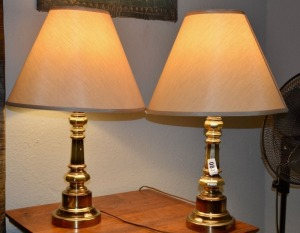 Set of Two Matching Table Lamps