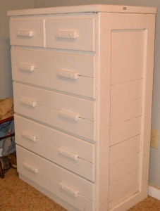 Cargo Brand Chest of Drawers