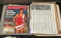 Sports Magazines, Scrapbook and Ephemera - 3