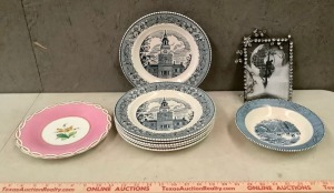 Collector Plate Assortment