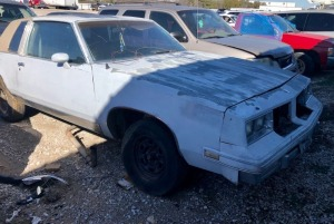 1985 Oldsmobile Cutless
