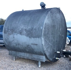 Stainless Steel Liquid Tank