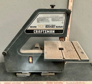 Craftsman 10in Band Saw