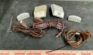 Extension Cords and Electrical Outlets