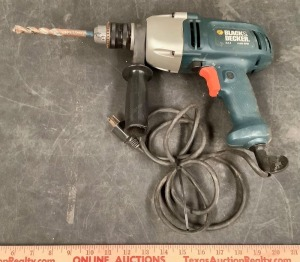 Black & Decker Electric Drill Motor