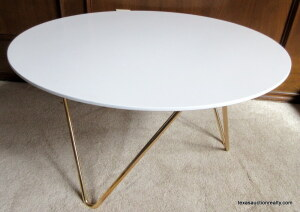 Modern Retro Side Table