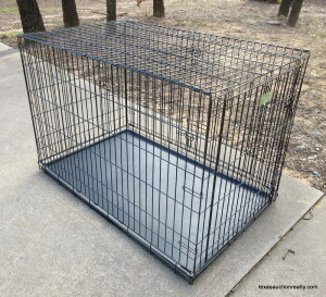 I Crate Dog Kennel