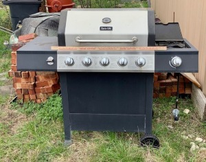 DynaGlo Propane BBQ Grill Project