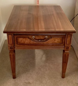 American of Martinsville End Table