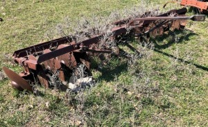 Vintage 10ft Disc Plow