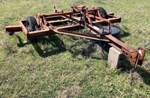 9ft Graham Hoeme Chisel Plow