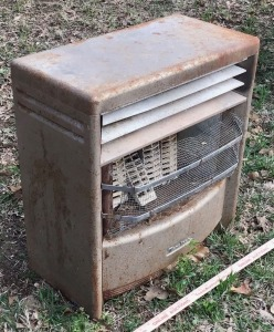Dearborn Gas Heater