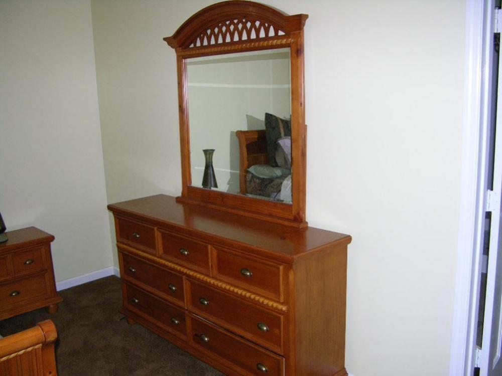 Marvelous Lot 20 Of 121: 7 Drawer Dresser With Mirror, By Rivers Edge Furniture Co.