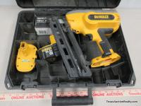 DeWalt DC614 Finish Nailer