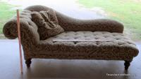 Upholstered Fainting Couch