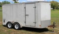 2007 Haulmark 14ft Trailer - Model TS7X14DT2