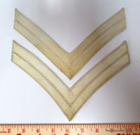 Pair of Lance Corporal Chevrons